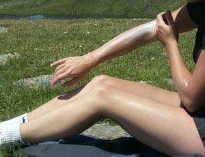 tencologia anti celulite: como acalmar a pele após queimaduras de sol