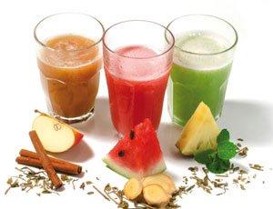 Tecnologia Anti Celulite: Aprenda a preparar sucos para emagrecer