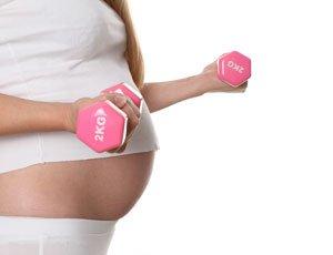 Tecnologia Anti Celulite: exercicios na gravidez