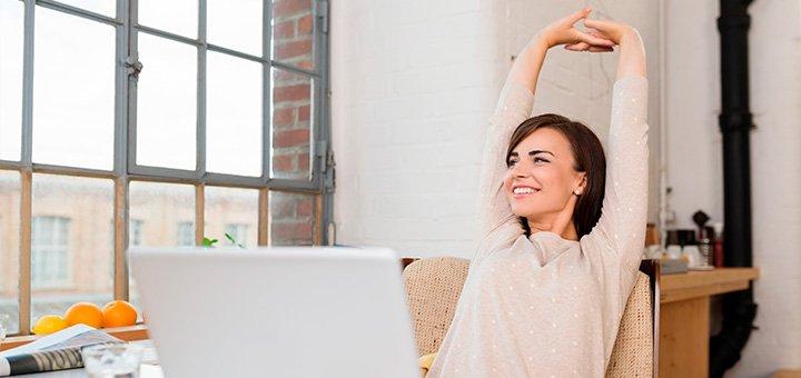 10 dicas para uma vida com mais movimento no trabalho Saúde de A a Z