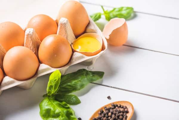Dieta com ovo Alimentação Emagrecer com saúde Emagrecimento